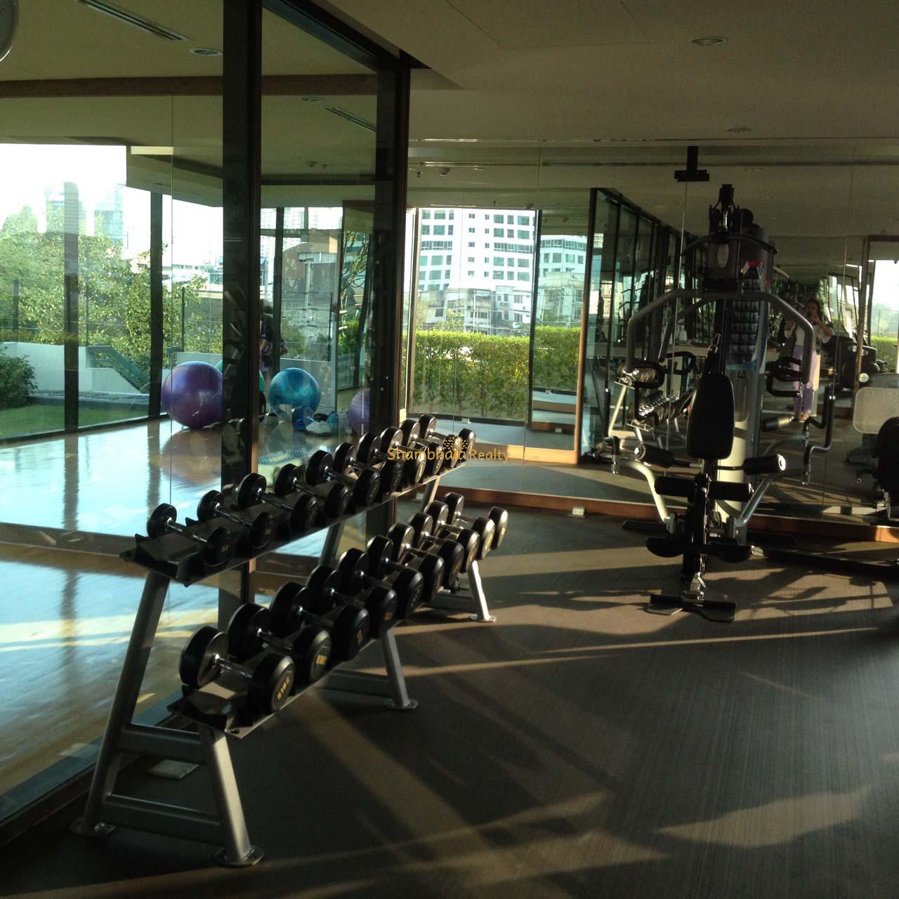 Shambhala Realty Agency's Big Villa Asok Penthouse Duplex  20
