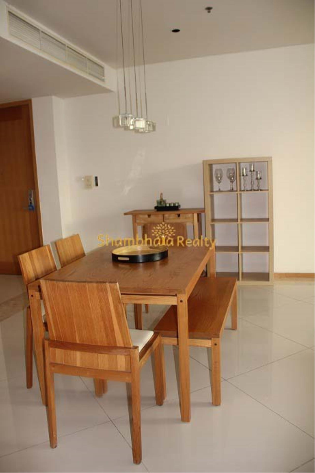 Shambhala Realty Agency's The Empire Place Condominium for Rent in Narathiwas-Ratchanakarin 7