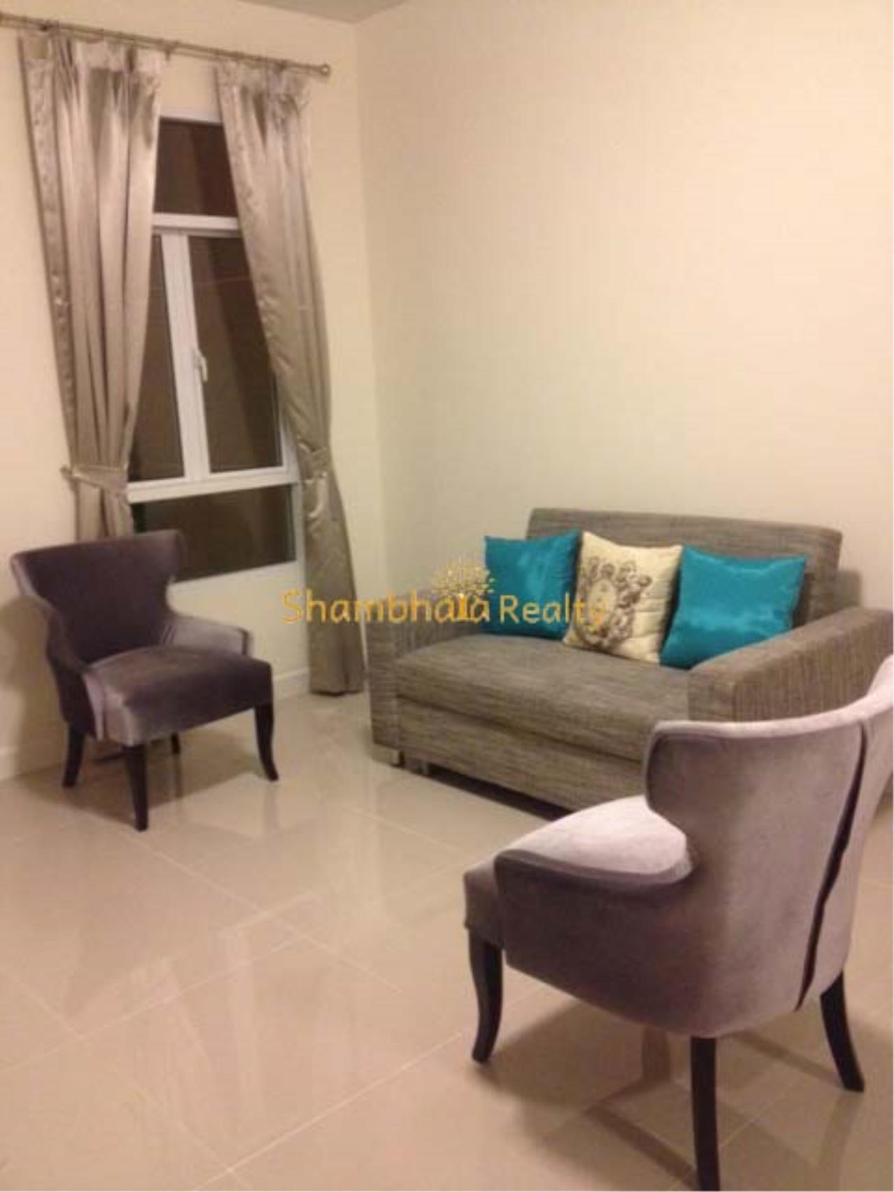 Shambhala Realty Agency's Garden Square Townhouse for Rent in Sukhumvit 77 8