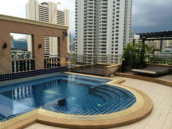 Shambhala Realty Agency's City Resort Sukhumvit Nana 2BR  5