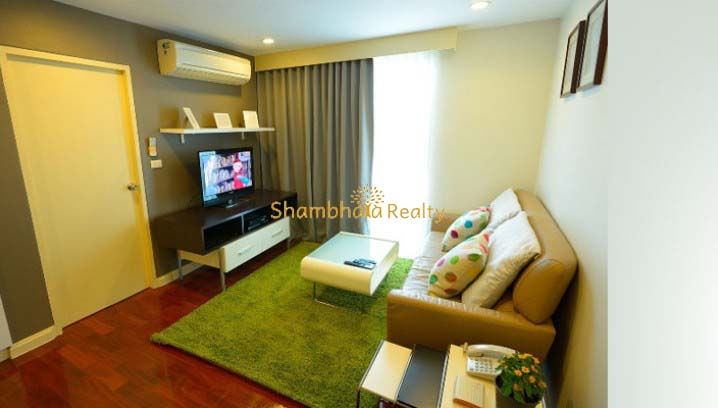 Shambhala Realty Agency's Condo For Rent: 49 Plus at Sukhumvit 49 2