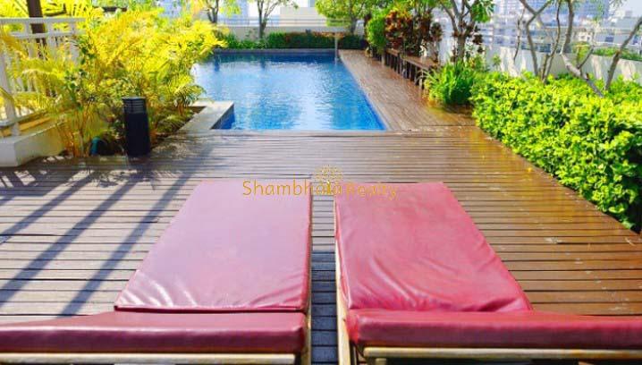 Shambhala Realty Agency's Condo For Rent: 49 Plus at Sukhumvit 49 6