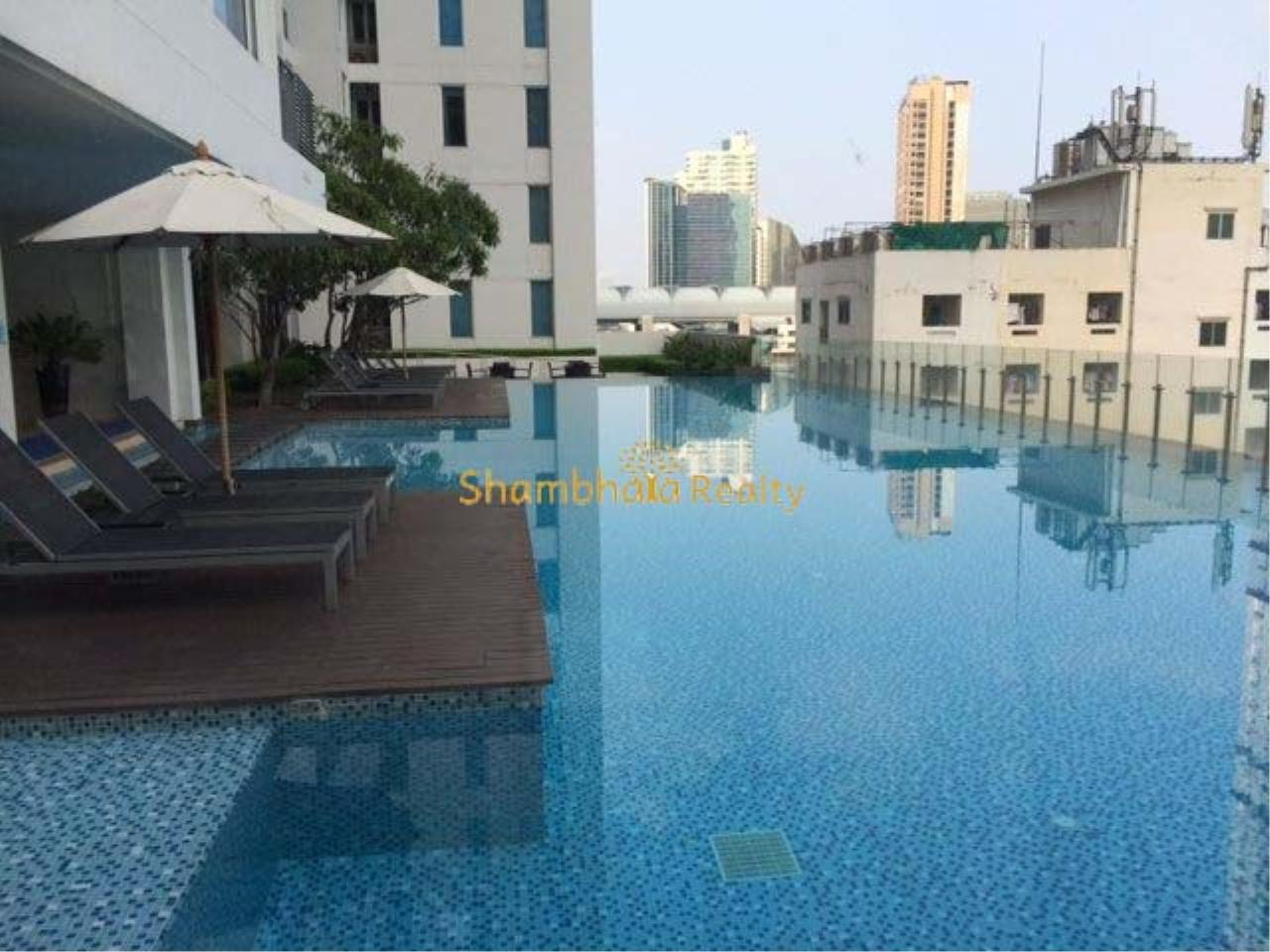 Shambhala Realty Agency's Villa Rachatewi Condominium for Rent in Rachatewi 4