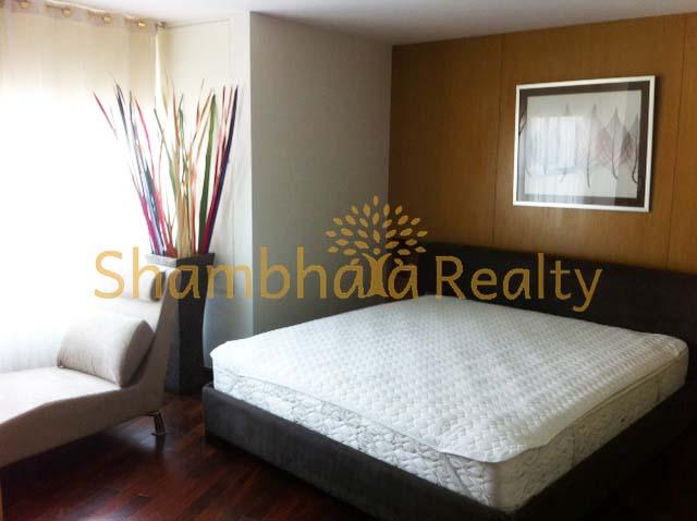 Shambhala Realty Agency's For Rent: Urbana Langsuan , Soi Langsuan, 2 bed/2bath 1