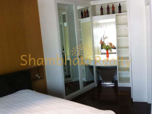 Shambhala Realty Agency's For Rent: Urbana Langsuan , Soi Langsuan, 2 bed/2bath 3