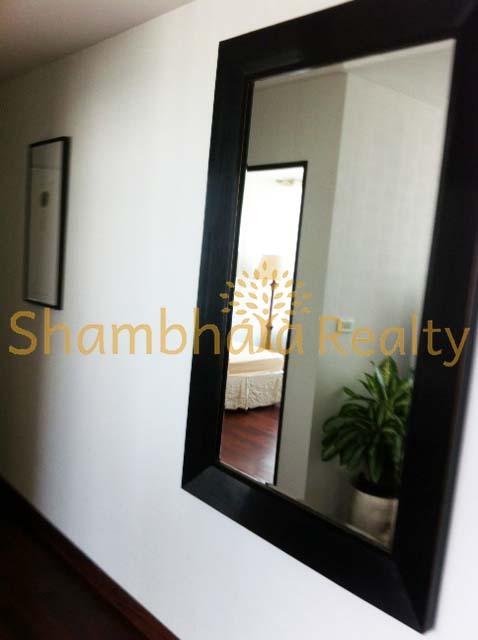 Shambhala Realty Agency's For Rent: Urbana Langsuan , Soi Langsuan, 2 bed/2bath 4