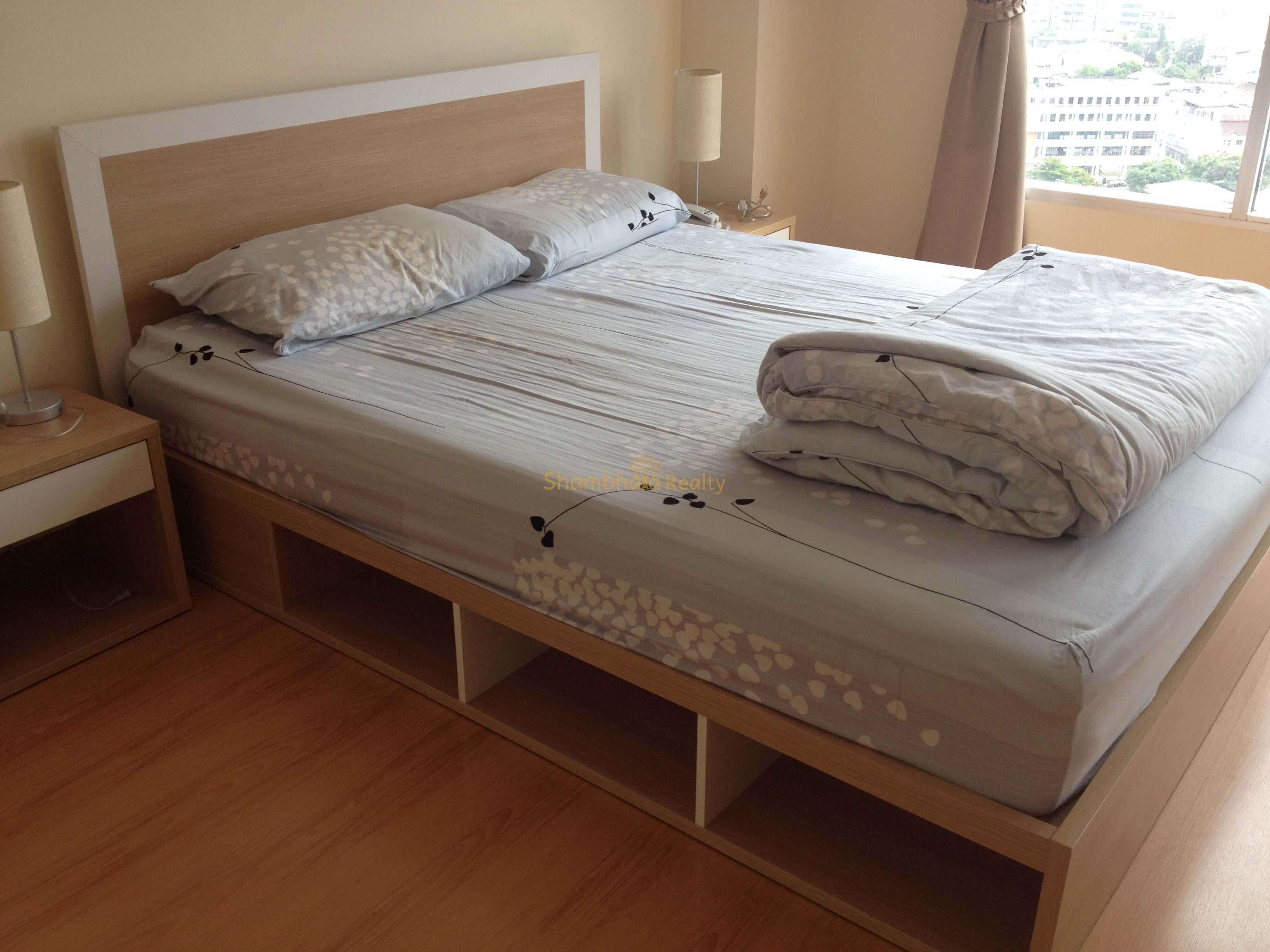 Shambhala Realty Agency's Condo for rent 1 Bed 1 Bath Near BTS Phakanong 3