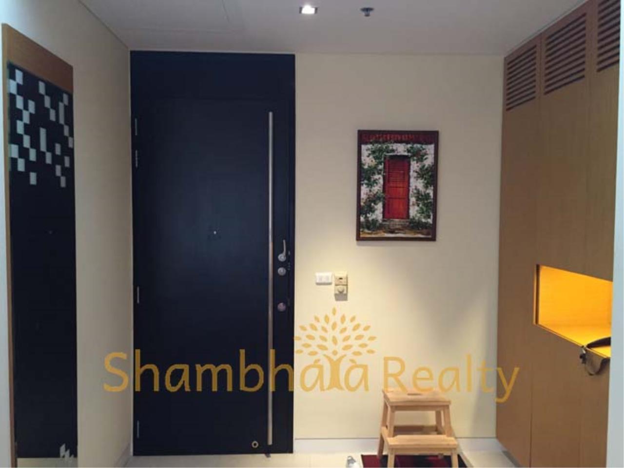 Shambhala Realty Agency's Domus Condominium for Rent in Sukhumvit 16 1