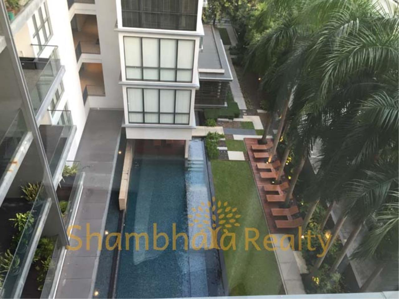 Shambhala Realty Agency's Domus Condominium for Rent in Sukhumvit 16 4