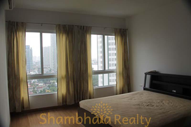 Shambhala Realty Agency's Condo For Rent: Supalai River Resort at Charoennakorn 2