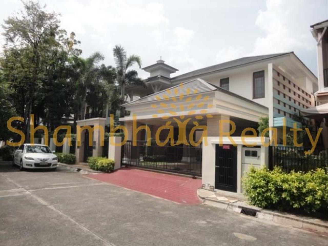 Shambhala Realty Agency's Narasiri Village  Condominium for Rent in Srinakarin Soi 20 or Pattanakarn Soi54 16
