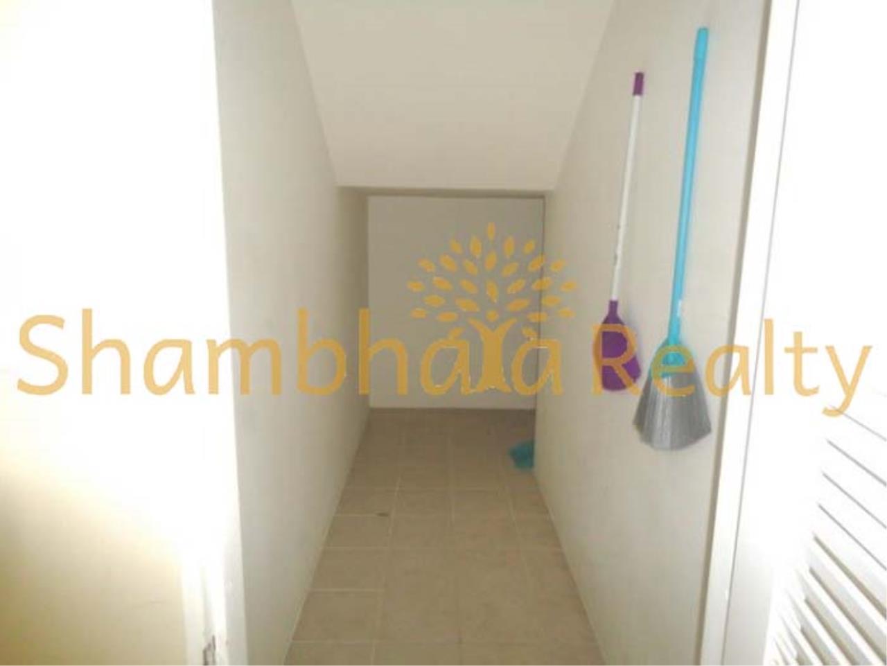 Shambhala Realty Agency's Narasiri Village  Condominium for Rent in Srinakarin Soi 20 or Pattanakarn Soi54 29