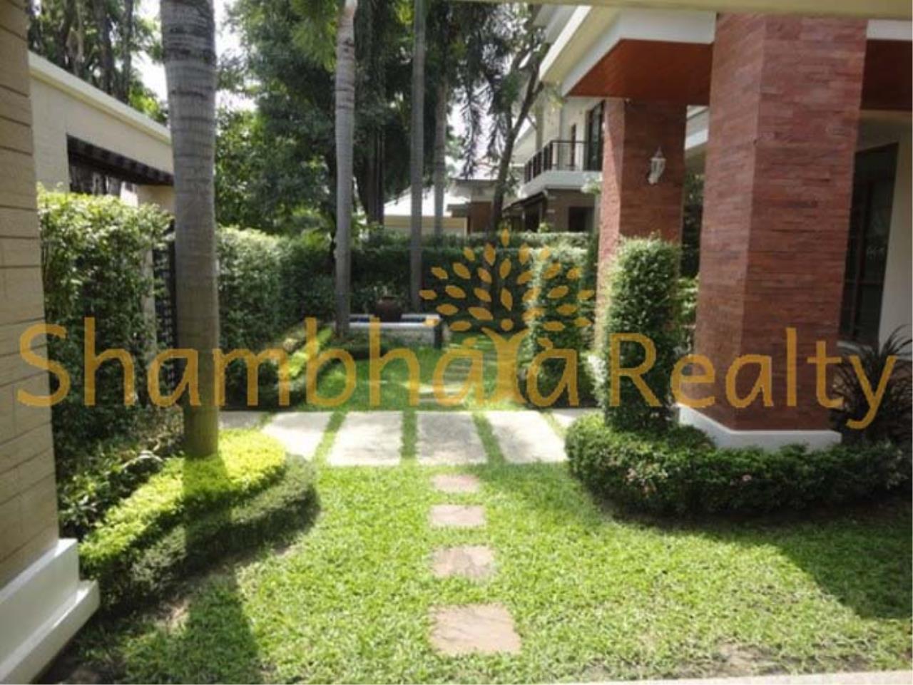Shambhala Realty Agency's Narasiri Village  Condominium for Rent in Srinakarin Soi 20 or Pattanakarn Soi54 24