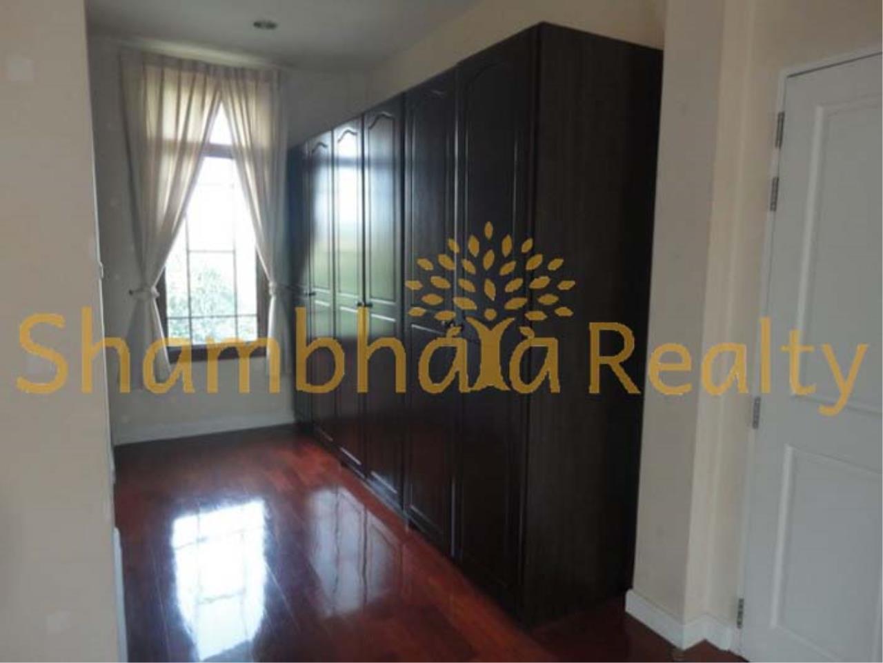 Shambhala Realty Agency's Narasiri Village  Condominium for Rent in Srinakarin Soi 20 or Pattanakarn Soi54 4