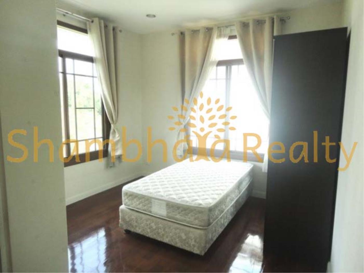 Shambhala Realty Agency's Narasiri Village  Condominium for Rent in Srinakarin Soi 20 or Pattanakarn Soi54 1