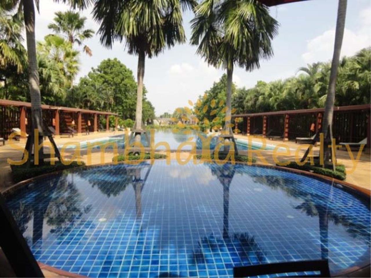 Shambhala Realty Agency's Narasiri Village  Condominium for Rent in Srinakarin Soi 20 or Pattanakarn Soi54 22