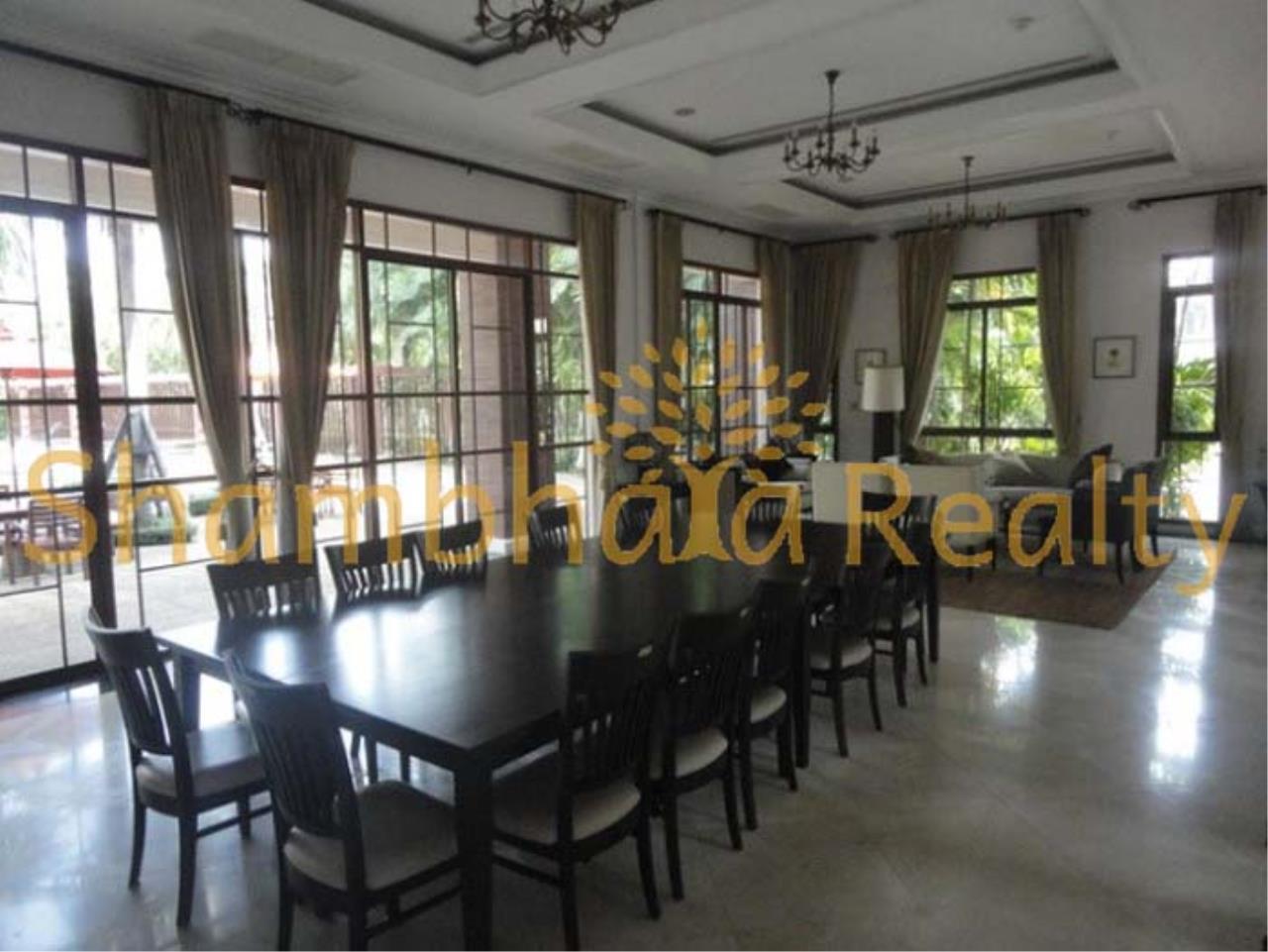 Shambhala Realty Agency's Narasiri Village  Condominium for Rent in Srinakarin Soi 20 or Pattanakarn Soi54 23