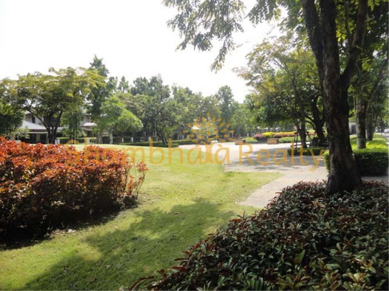 Shambhala Realty Agency's Narasiri Village  Condominium for Rent in Srinakarin Soi 20 or Pattanakarn Soi54 32