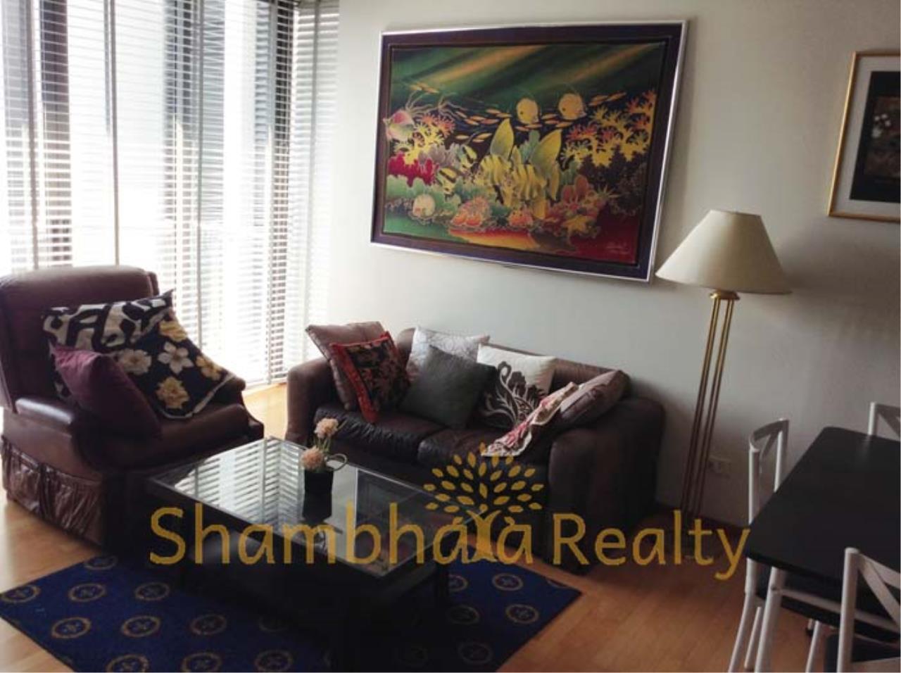 Shambhala Realty Agency's Issara @ 42 Condominium for Rent in Sukhumvit 42 3
