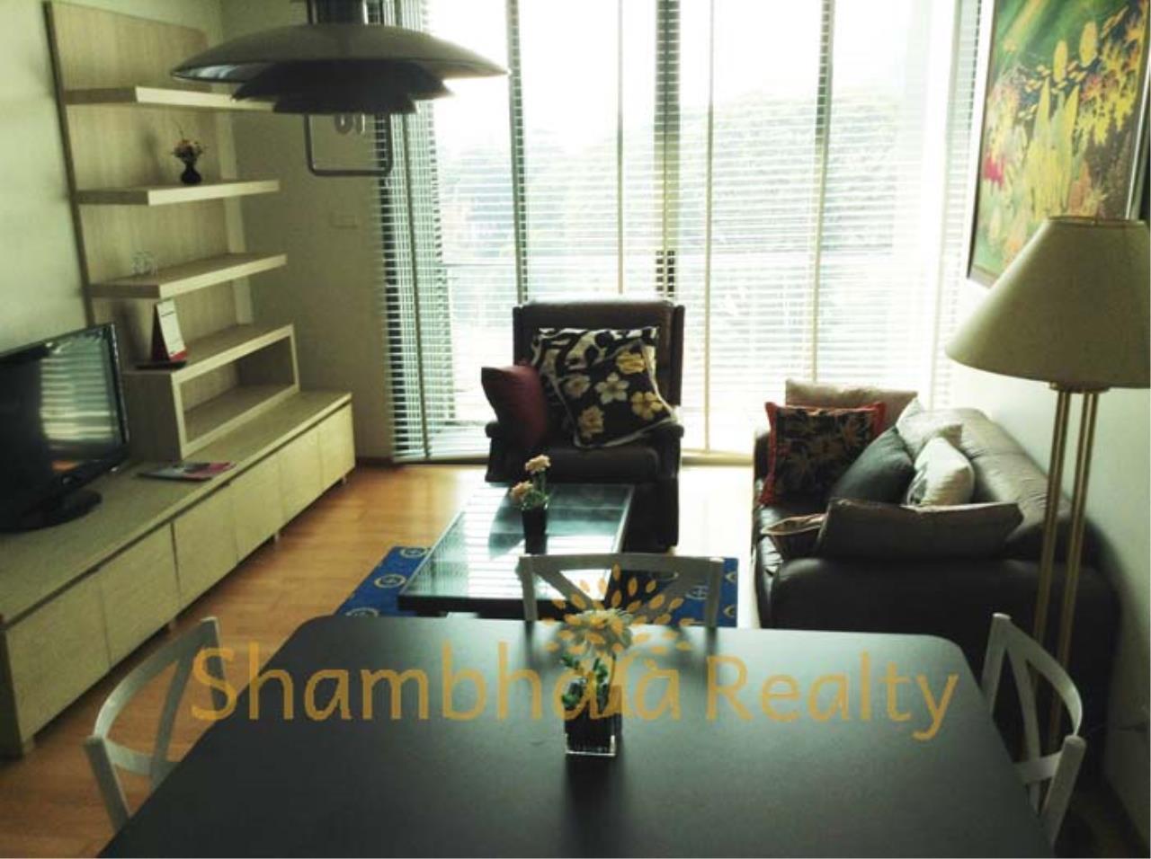 Shambhala Realty Agency's Issara @ 42 Condominium for Rent in Sukhumvit 42 1