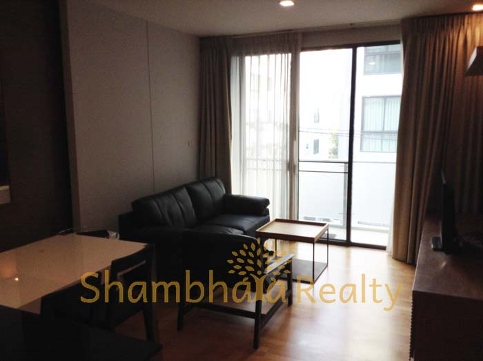 Shambhala Realty Agency's Condo For Rent: Issara @ 42, 2 Bed/2 bath with modern decoration 1
