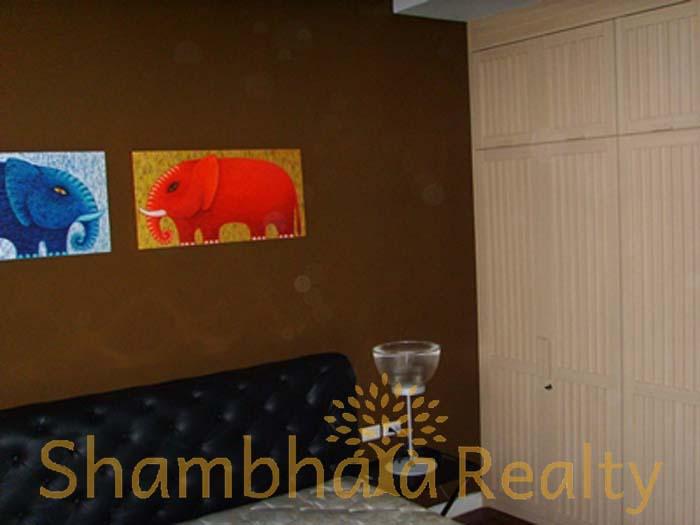 Shambhala Realty Agency's Domus condo 2+1 bed 3 bath, Pool view 5