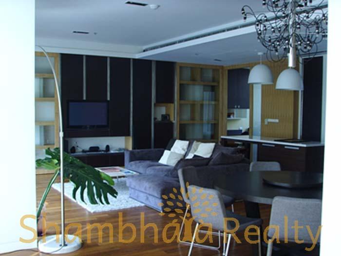 Shambhala Realty Agency's Domus condo 2+1 bed 3 bath, Pool view 6