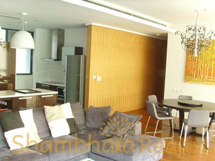 Shambhala Realty Agency's Domus condo 2+1 bed 3 bath, Pool view 7