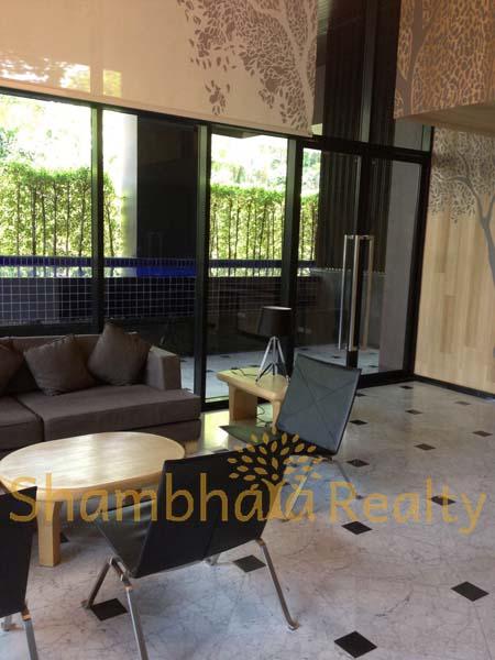 Shambhala Realty Agency's Condo For Rent: Noble Reveal Sukhumvit Soi 63 1