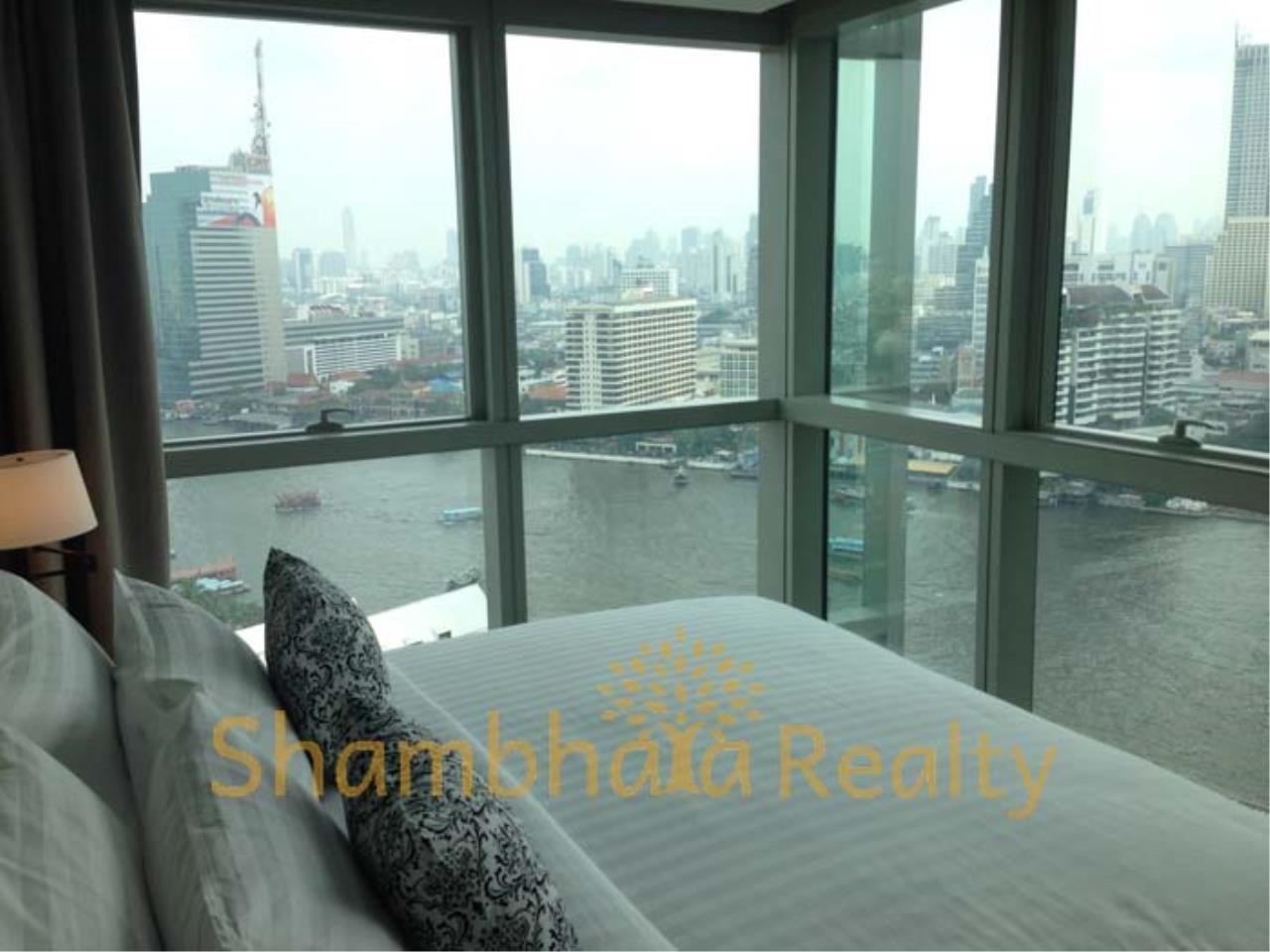 Shambhala Realty Agency's The River Condominium for Rent in Charoennakorn Soi 13 18