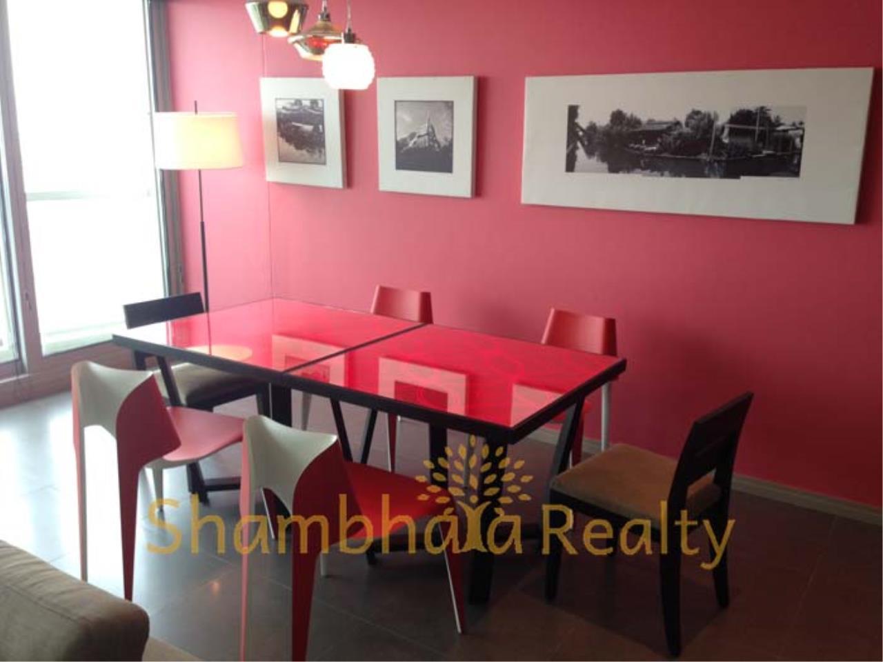 Shambhala Realty Agency's The River Condominium for Rent in Charoennakorn Soi 13 5