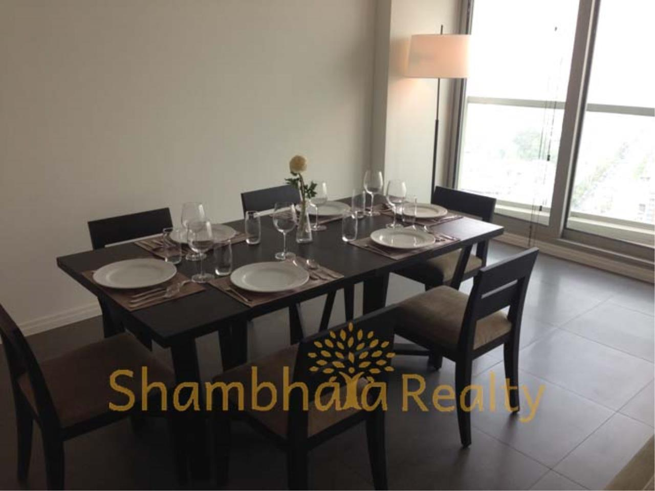 Shambhala Realty Agency's The River Condominium for Rent in Charoennakorn Soi 13 16
