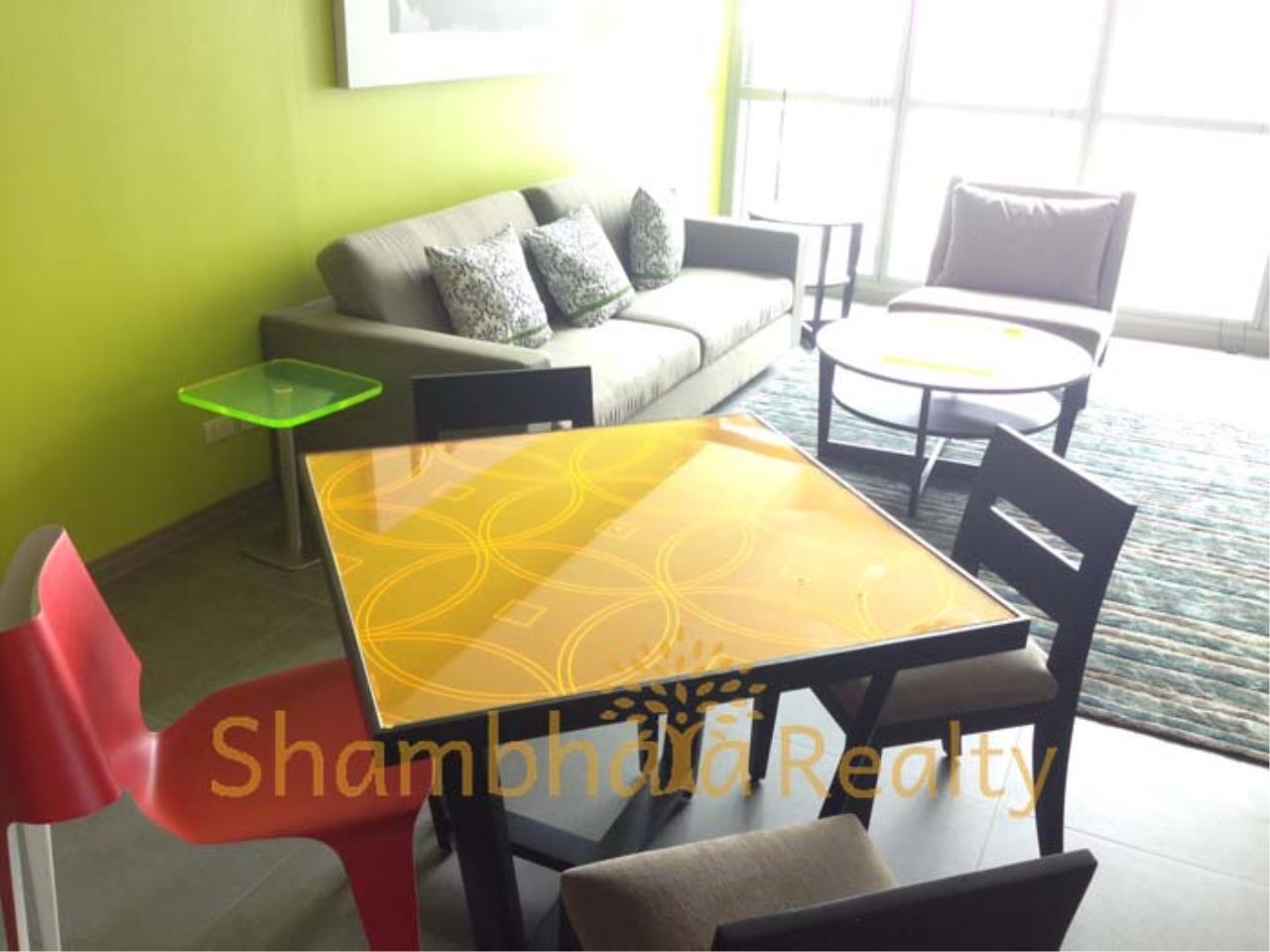 Shambhala Realty Agency's The River Condominium for Rent in Charoennakorn Soi 13 6