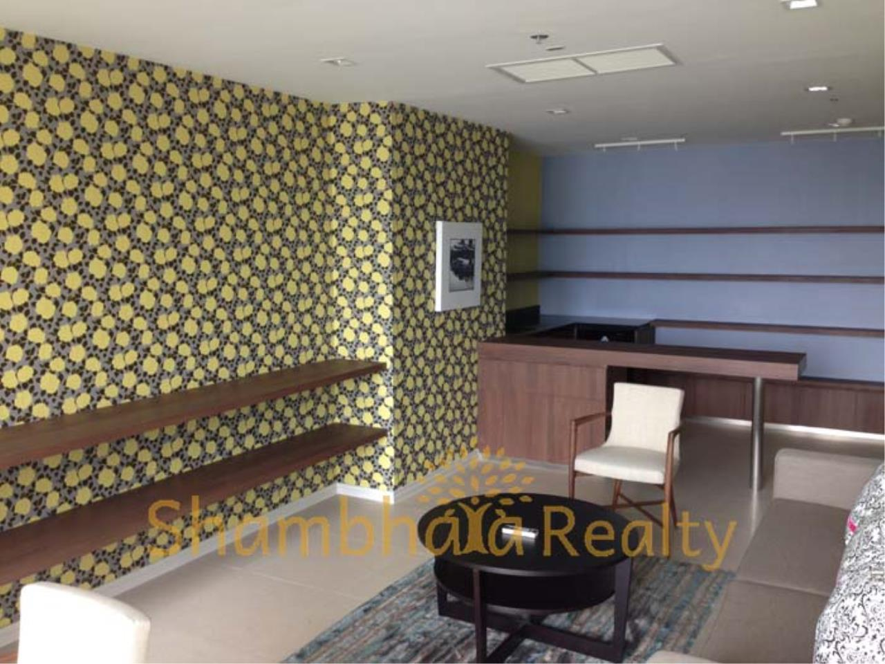 Shambhala Realty Agency's The River Condominium for Rent in Charoennakorn Soi 13 8