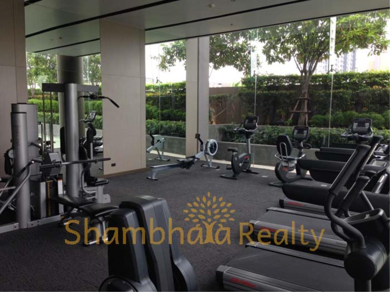 Shambhala Realty Agency's The River Condominium for Rent in Charoennakorn Soi 13 2