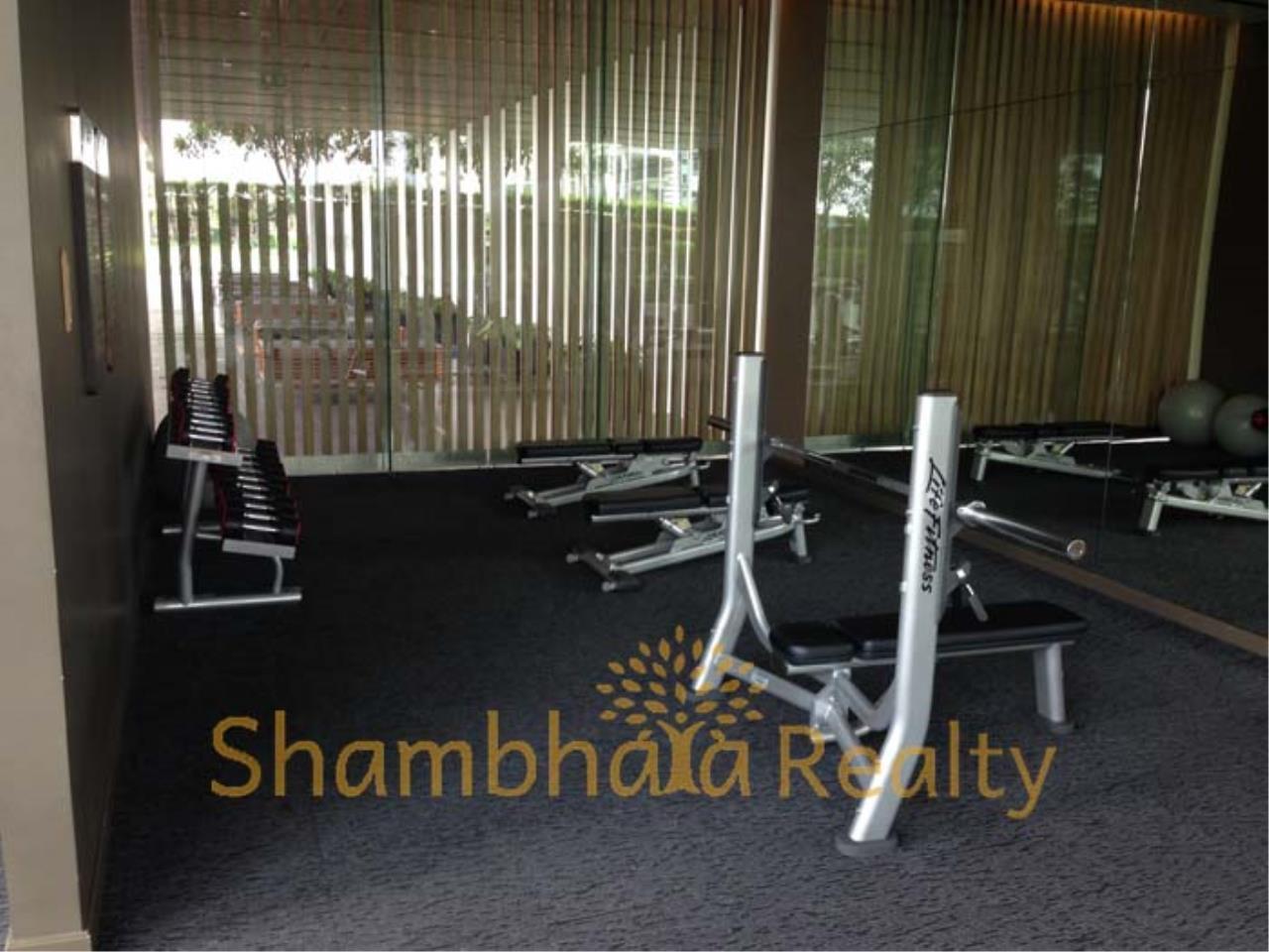 Shambhala Realty Agency's The River Condominium for Rent in Charoennakorn Soi 13 20