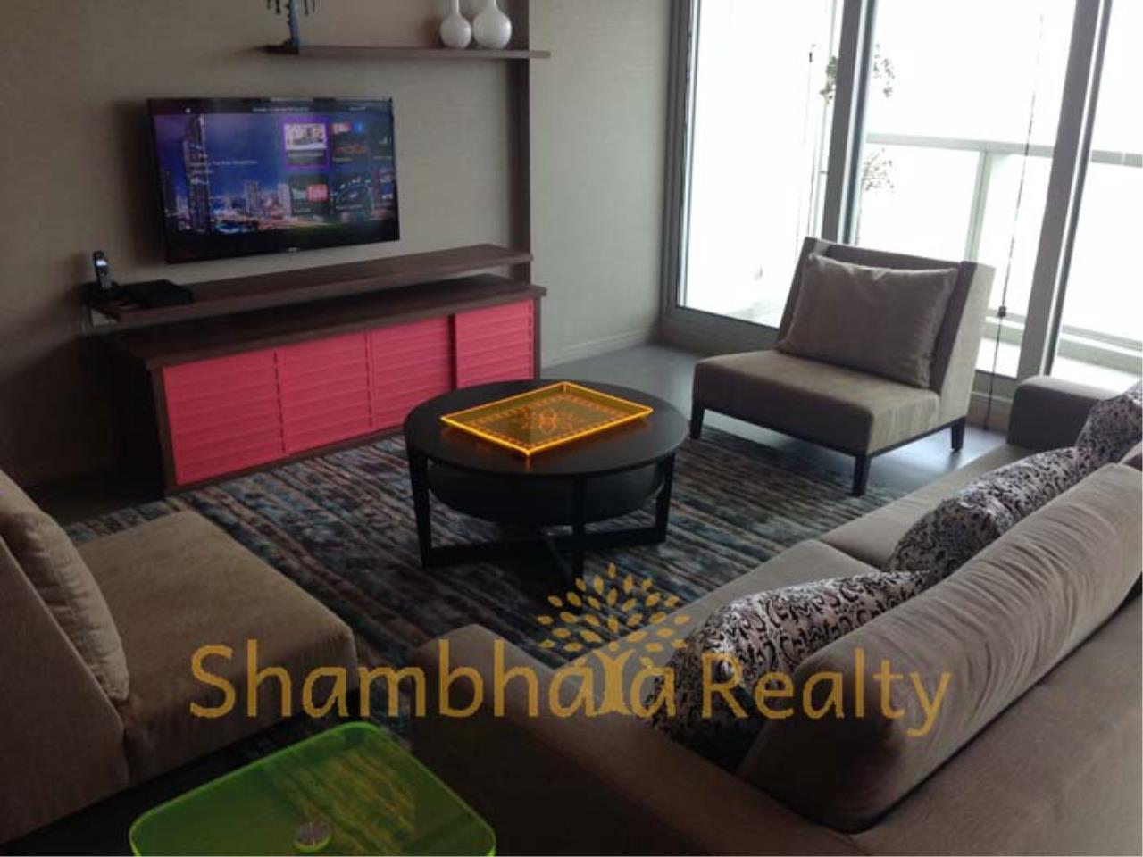 Shambhala Realty Agency's The River Condominium for Rent in Charoennakorn Soi 13 14