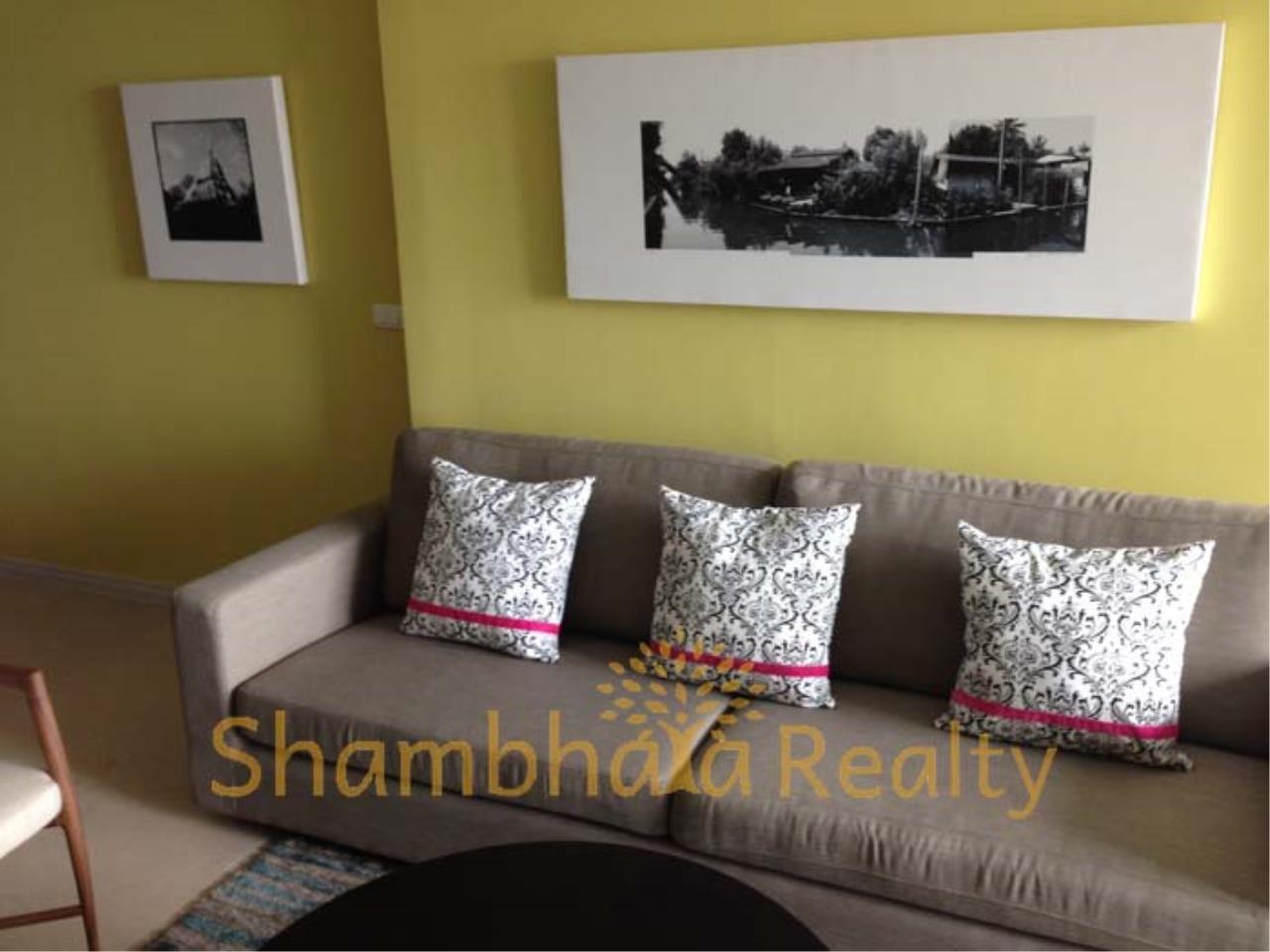 Shambhala Realty Agency's The River Condominium for Rent in Charoennakorn Soi 13 7