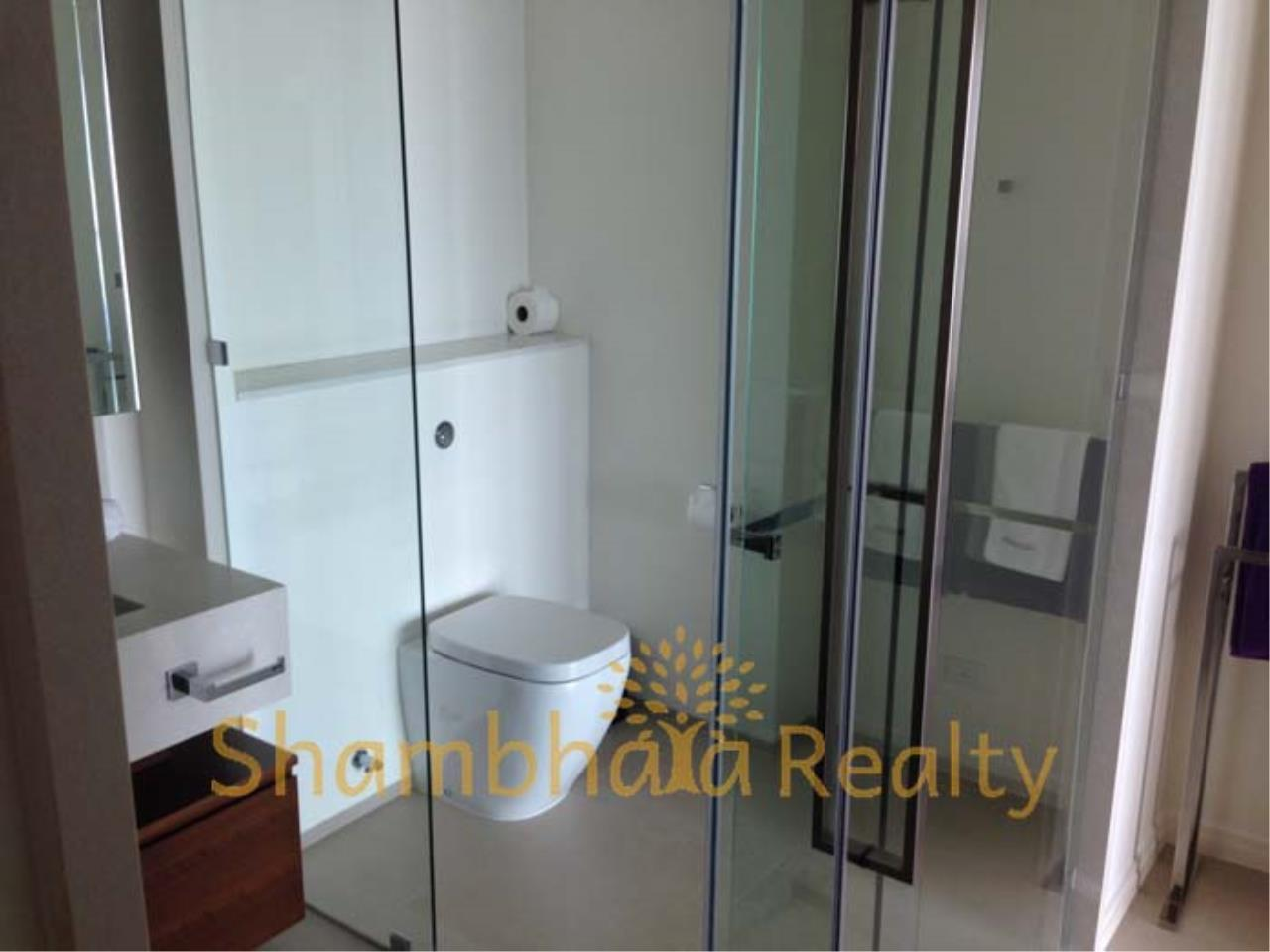 Shambhala Realty Agency's The River Condominium for Rent in Charoennakorn Soi 13 13