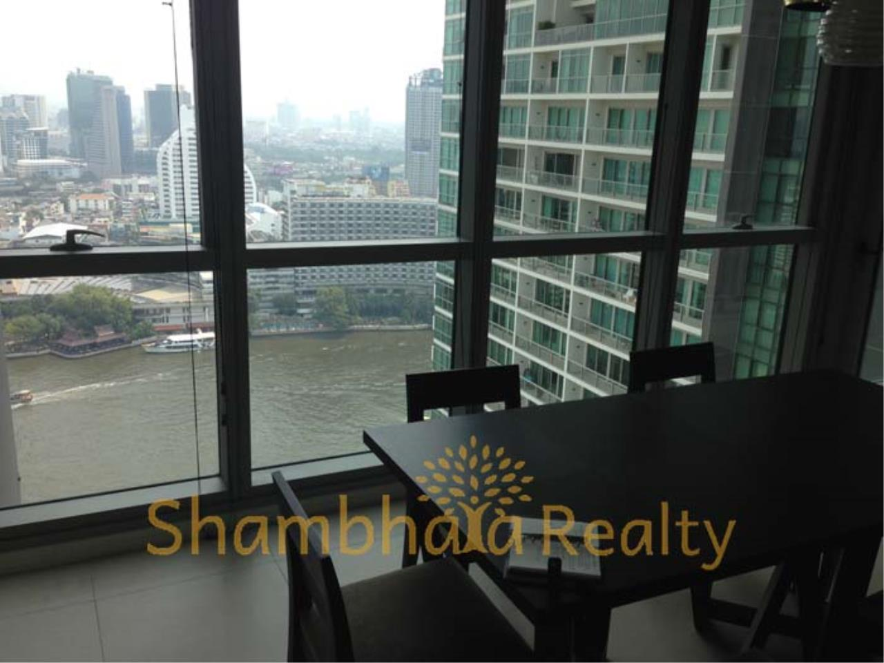 Shambhala Realty Agency's The River Condominium for Rent in Charoennakorn Soi 13 9