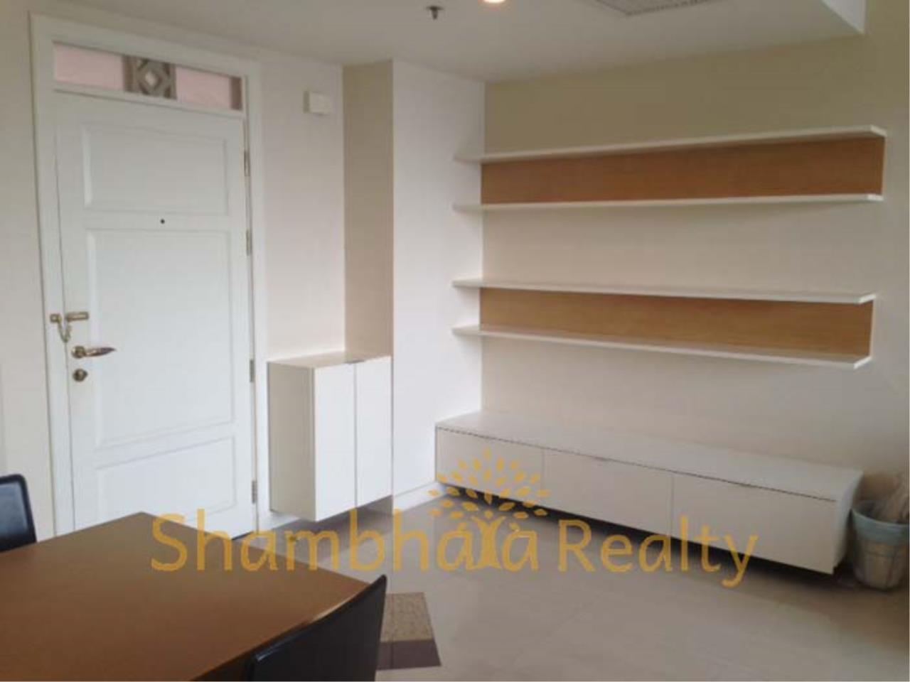 Shambhala Realty Agency's Supalai oriental Place Condominium for Rent in Suan Plu 8 3