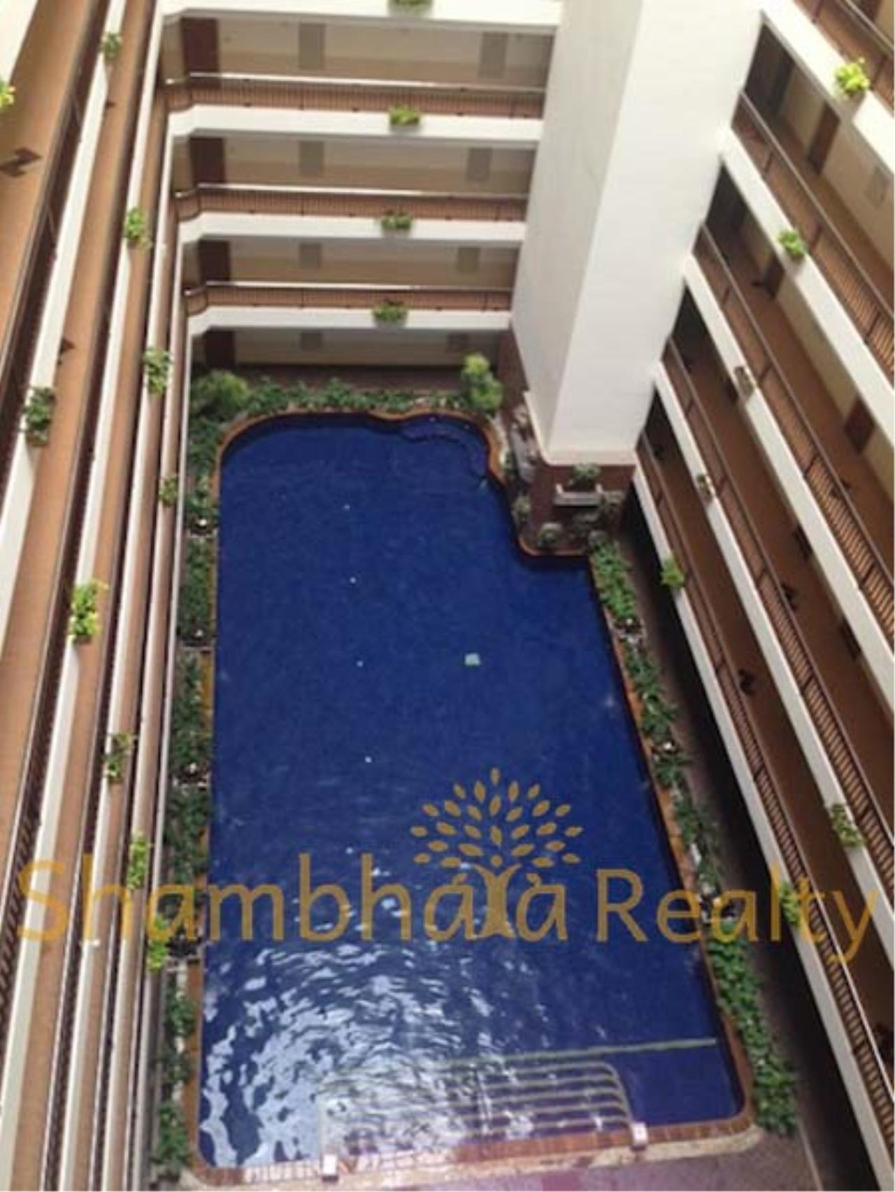 Shambhala Realty Agency's Supalai oriental Place Condominium for Rent in Suan Plu 8 2
