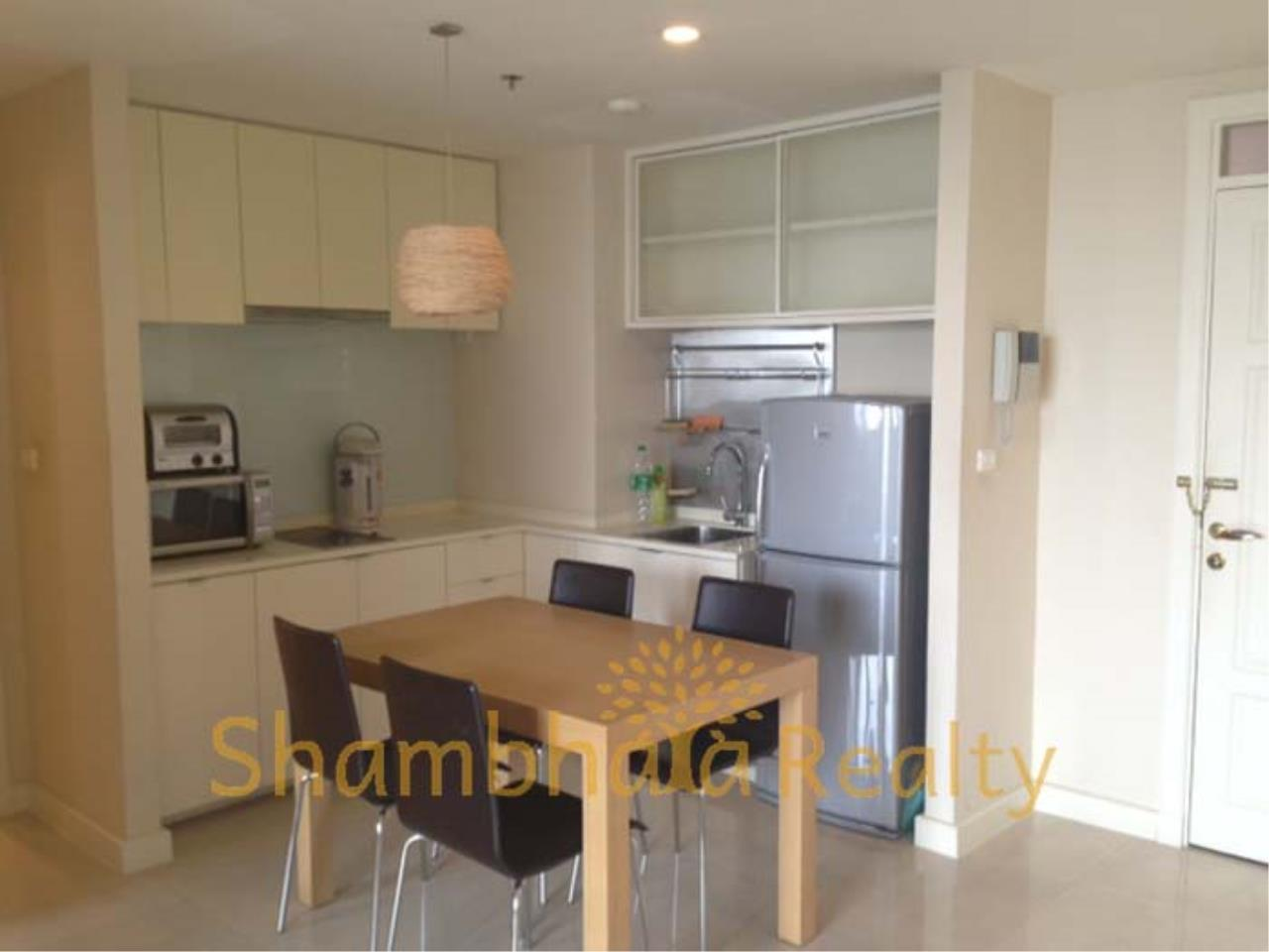 Shambhala Realty Agency's Supalai oriental Place Condominium for Rent in Suan Plu 8 1