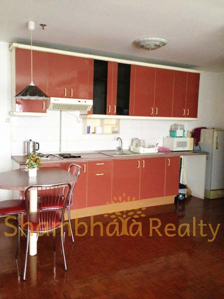 Shambhala Realty Agency's 1BR Sukhumvit Suite at Nana 3