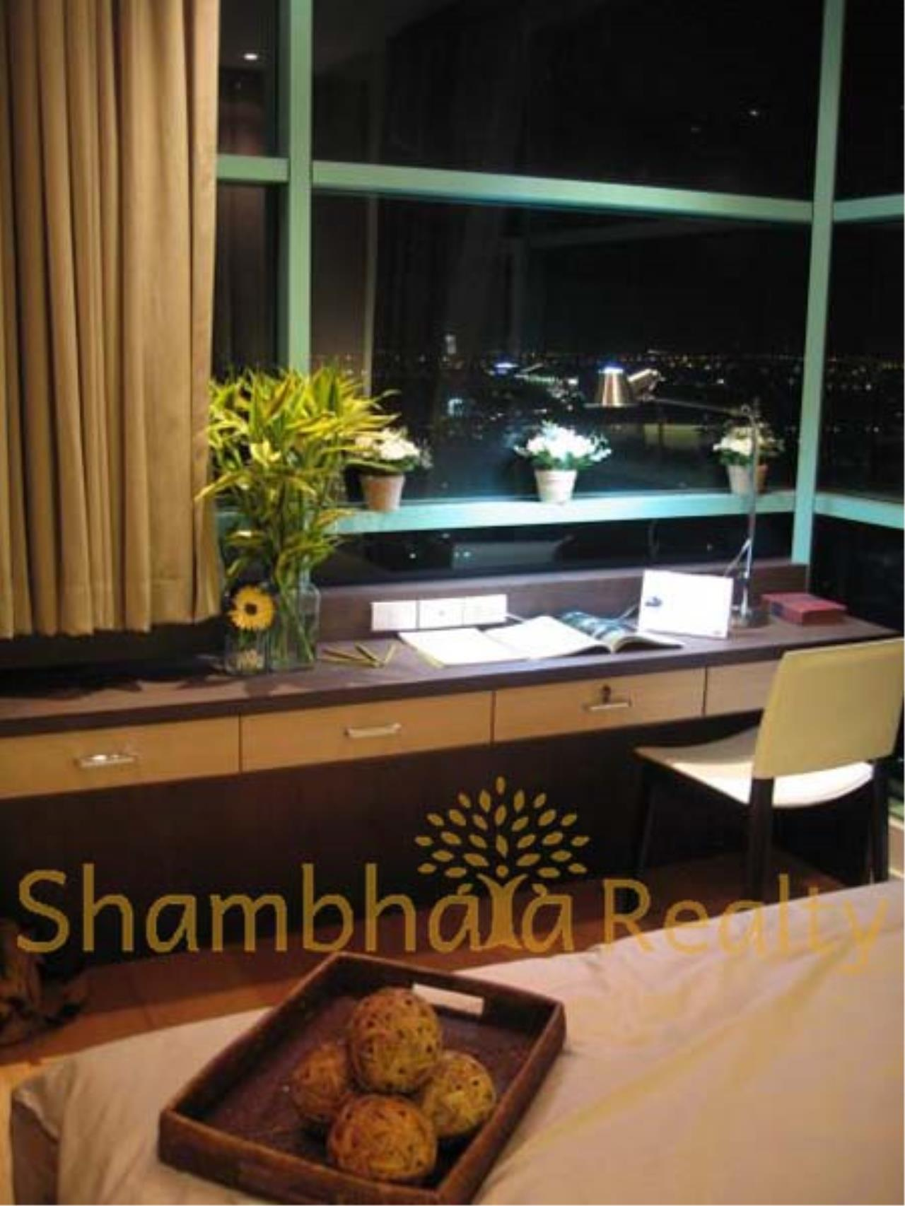 Shambhala Realty Agency's Chatrium Residence Riverside  Condominium for Rent in Chareon Krung road 1