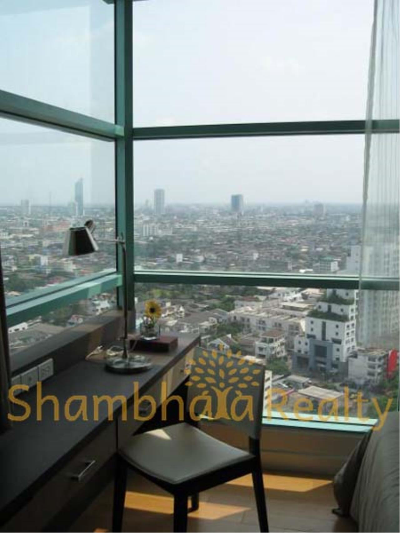 Shambhala Realty Agency's Chatrium Residence Riverside  Condominium for Rent in Chareon Krung road 8