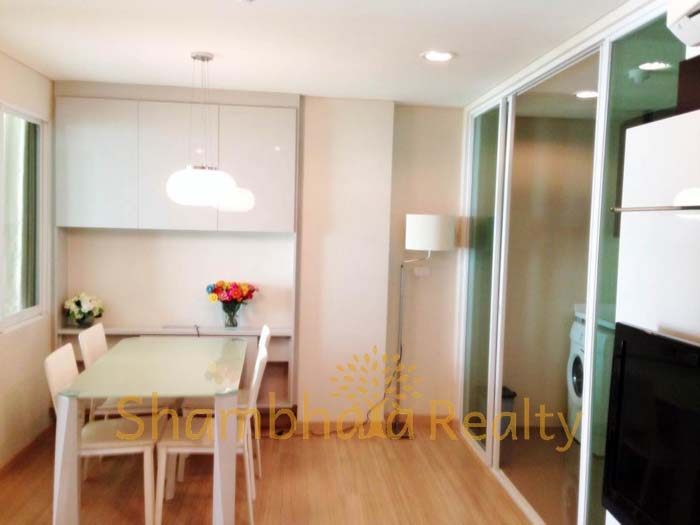 Shambhala Realty Agency's One BR Condo at Address Patumwan 2