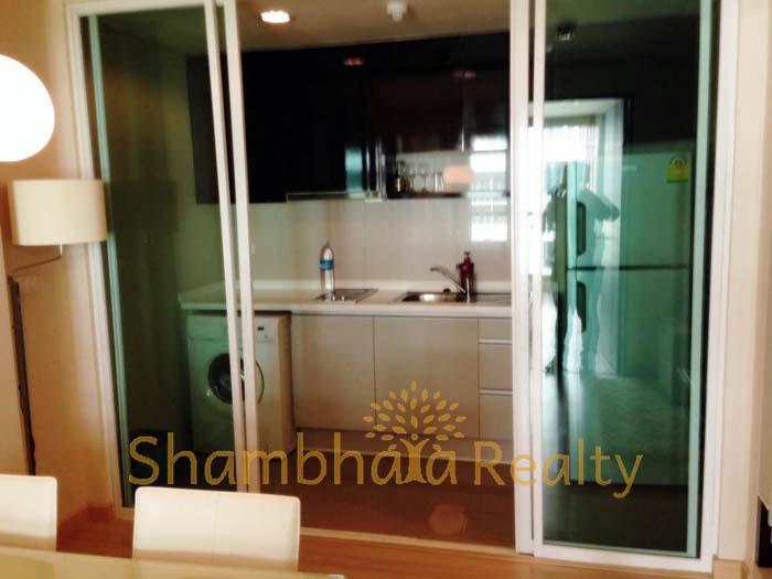 Shambhala Realty Agency's One BR Condo at Address Patumwan 3