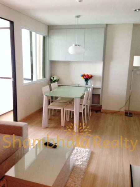 Shambhala Realty Agency's One BR Condo at Address Patumwan 4