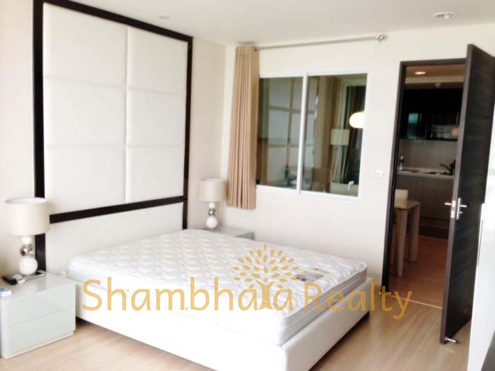 Shambhala Realty Agency's One BR Condo at Address Patumwan 5